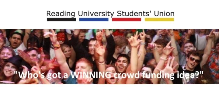 WINNING crowd funding idea reading university 320