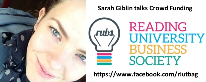 WINNING crowd funding idea reading university sarah 320
