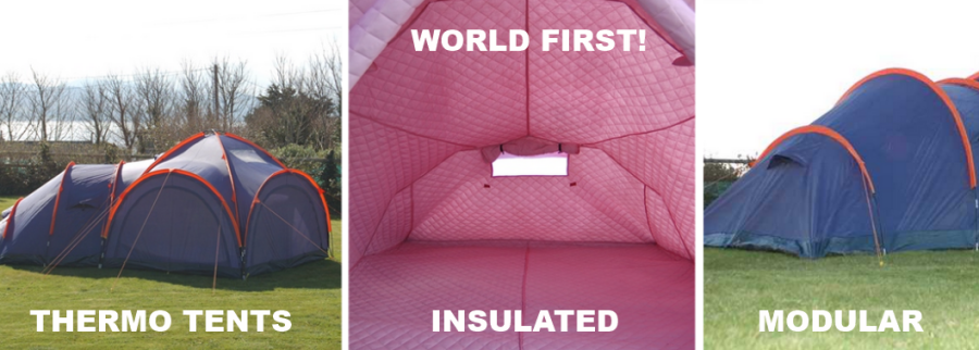thermo tent world first