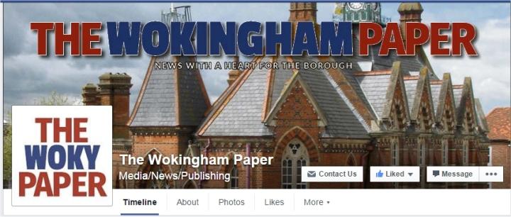 wokingham paper