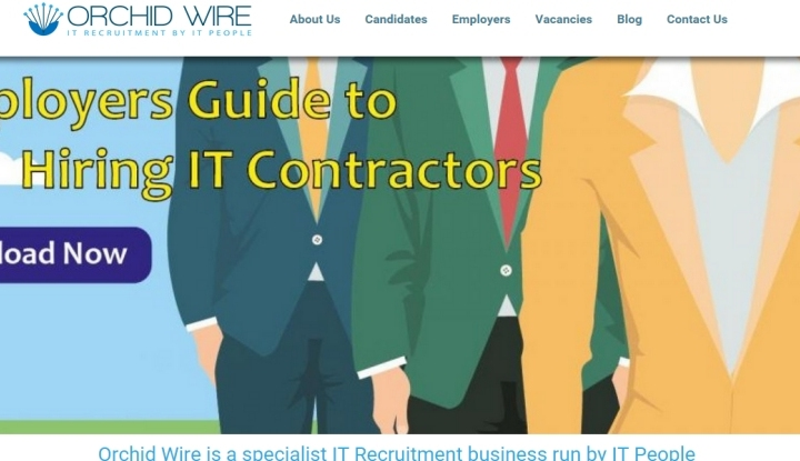 orchid wire guide to hiring it contractors