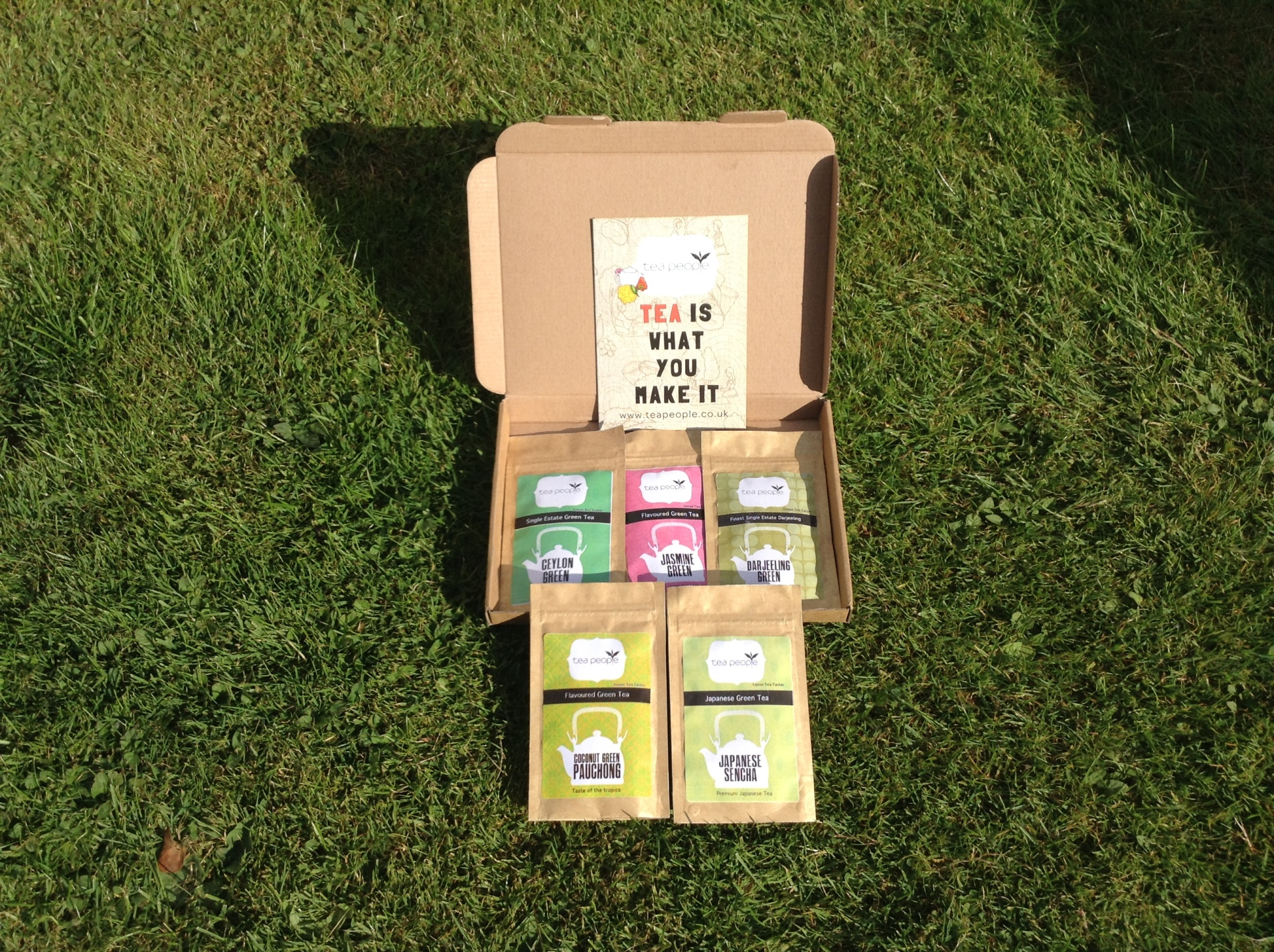 tea people samples