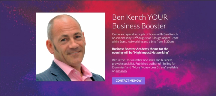 ben kench your business booster