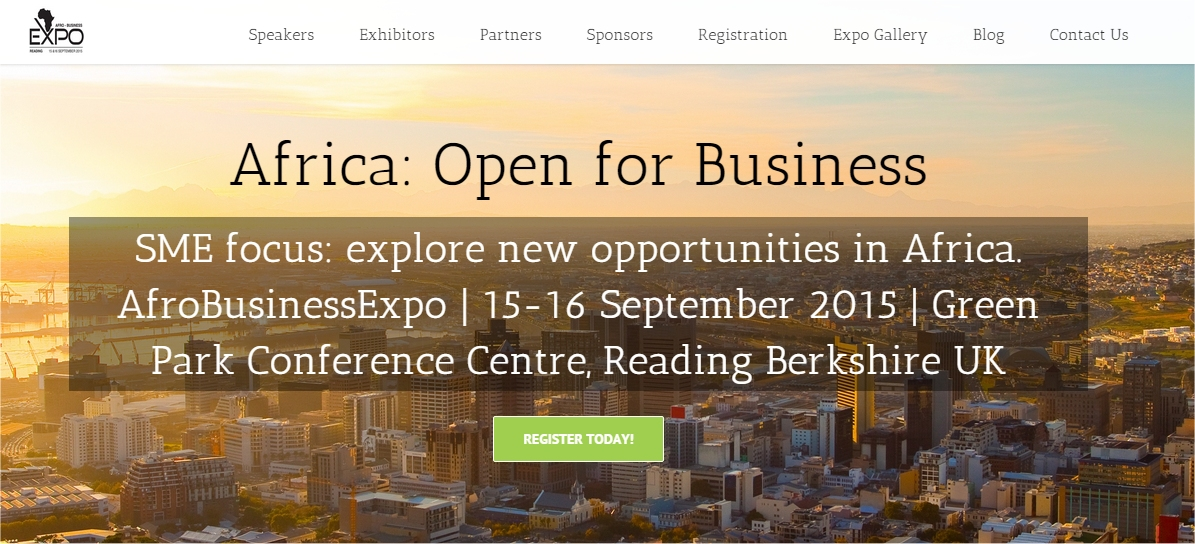 africa open for business africabusinessexpo
