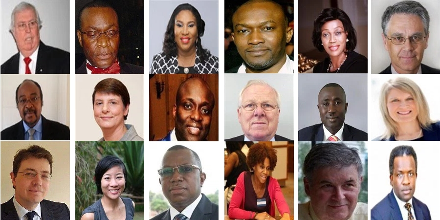 confirmed speakers for afro business expo