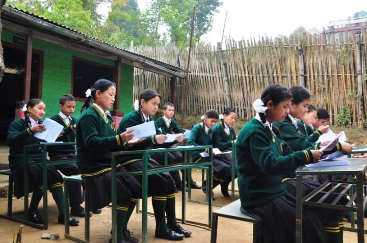 tea people classroom