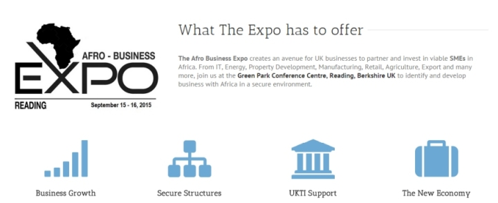 what does the afro business expo have to offer