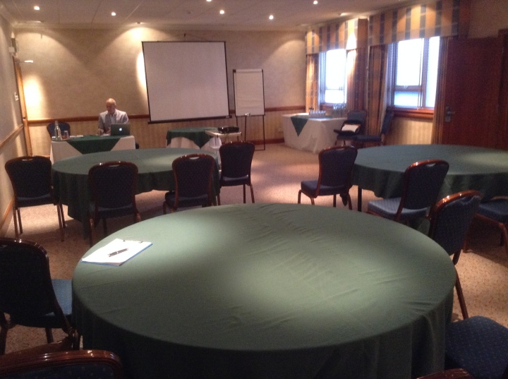 Ben Kench Business Booster round tables