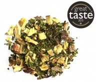 liquorice mint toffee flavoured tea