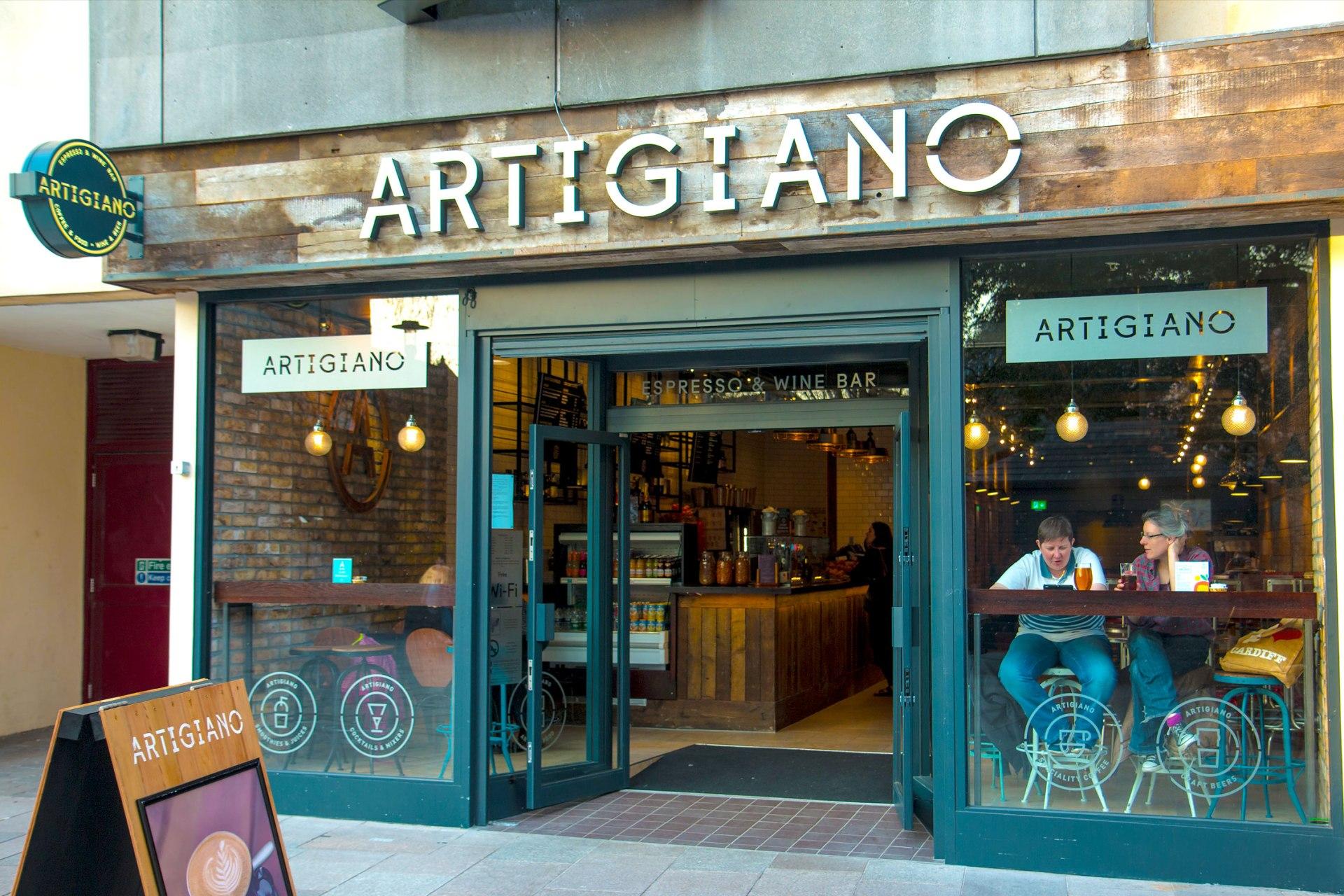 RG1 networking Artigiano