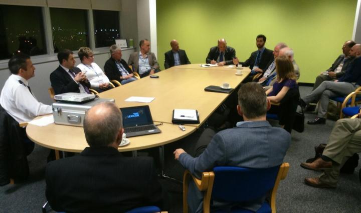bracknell business network meeting 4th november