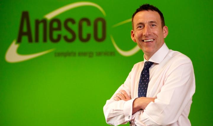 Adrian Pike CEO Anesco