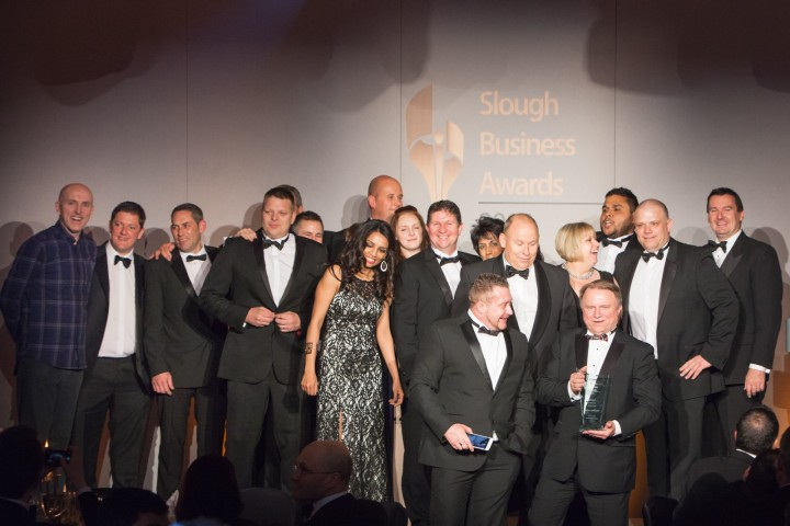 Wilson and Scott Winner Slough Business Awards 2015