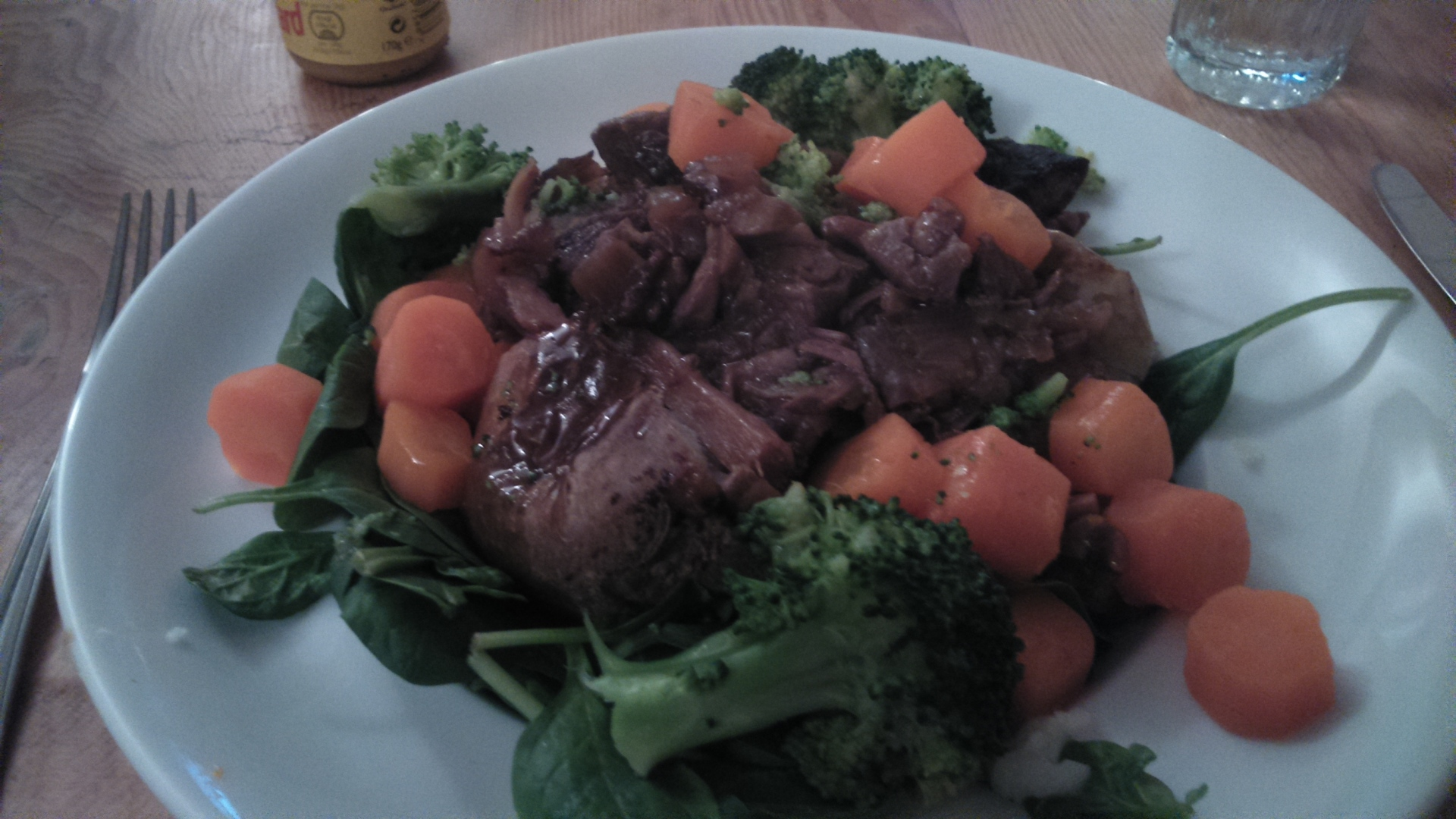beef stew veg baked potato food