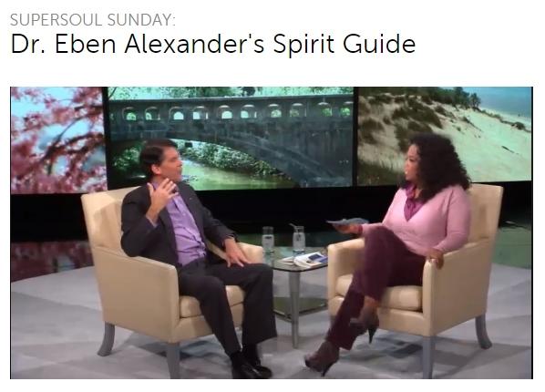 dr eben alexanders spirit guide