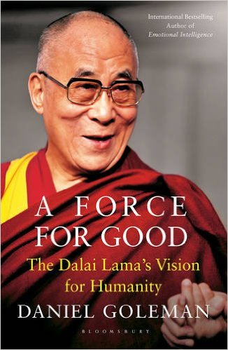 dalai lama a force for good