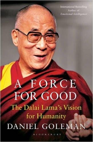 dalai lama a force for good