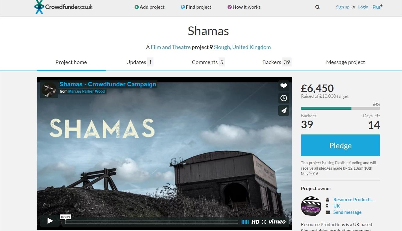 shamas movie