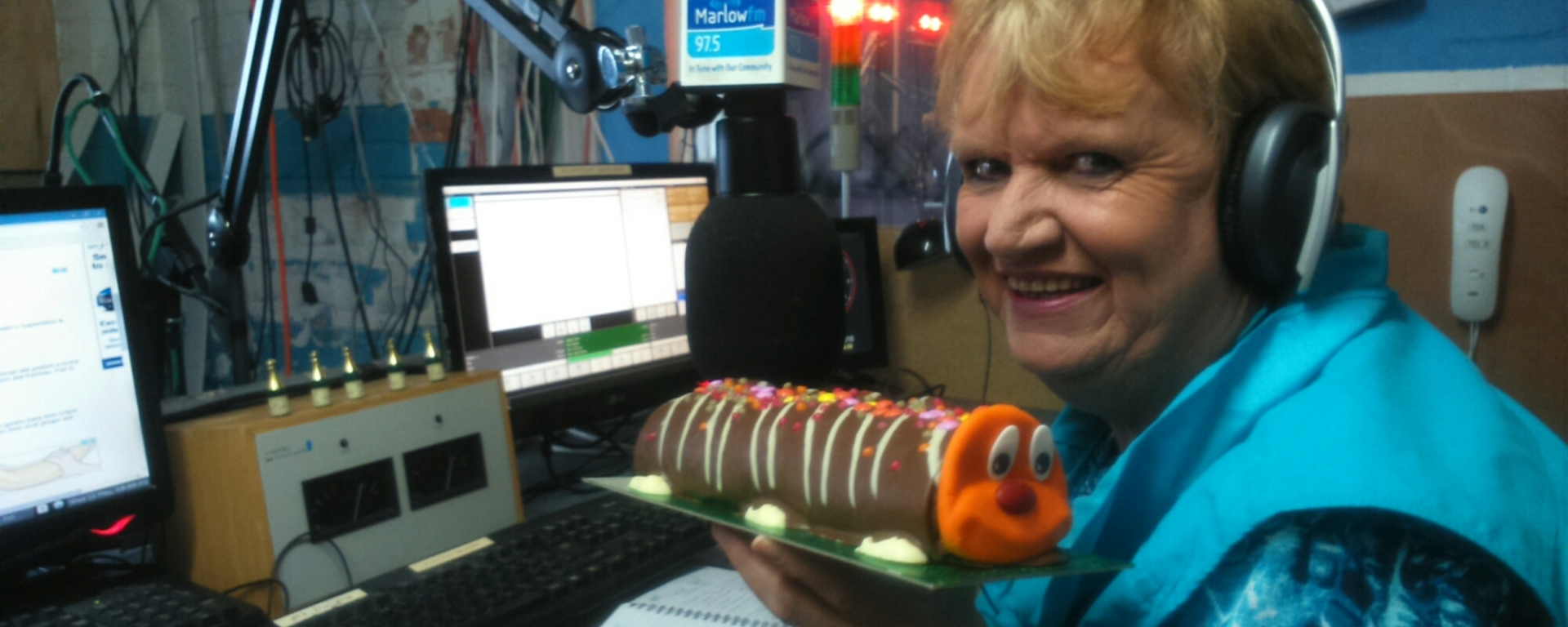 mary flavelle caterpilla marlowfm