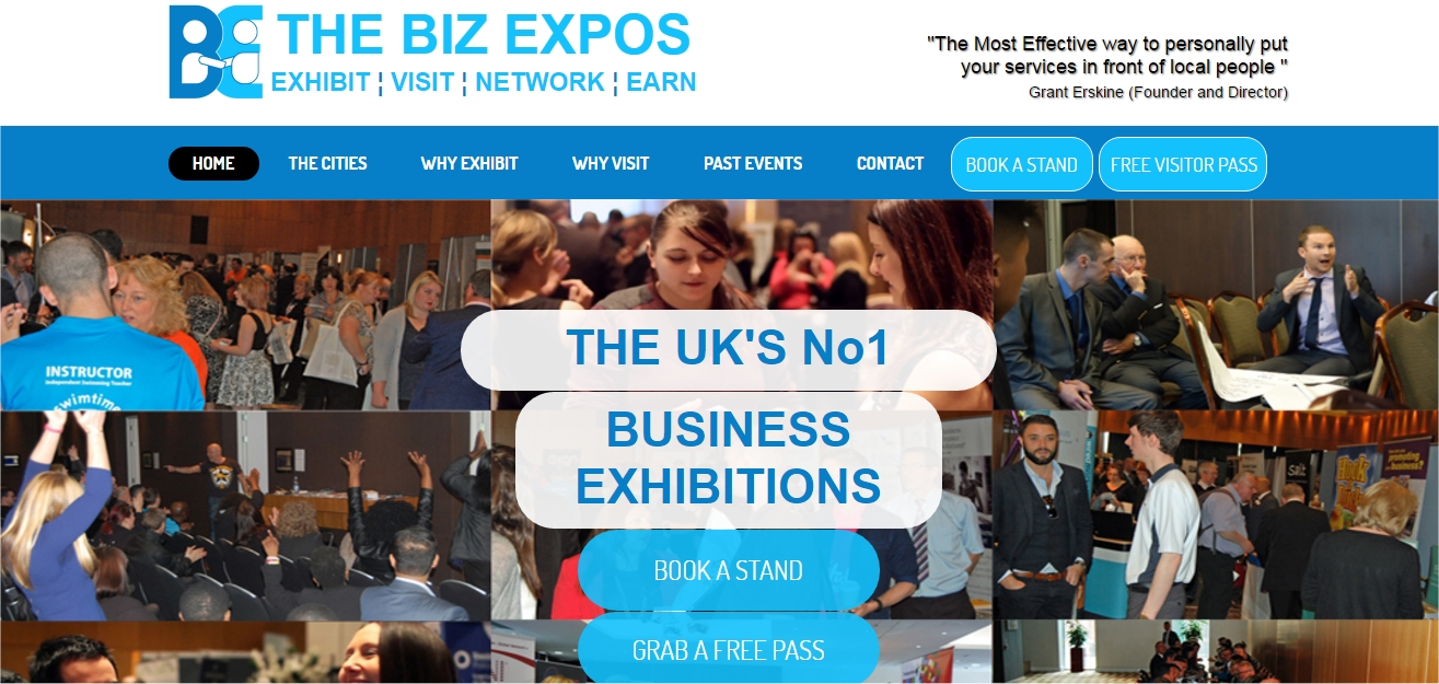the-biz-expos-front-page