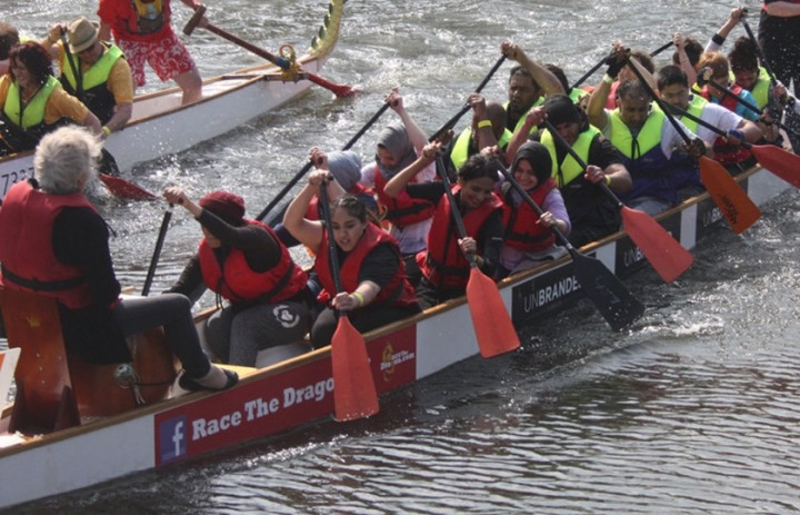 reading dragon boat festival