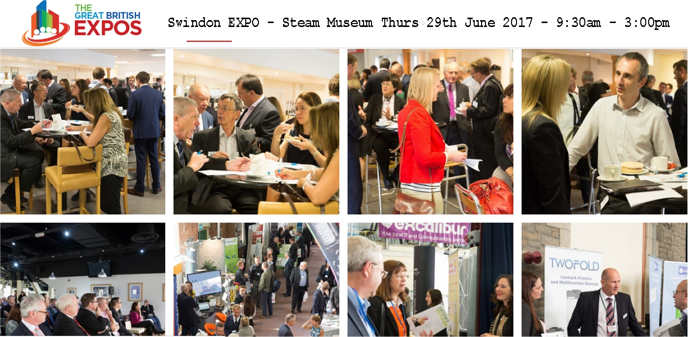 swindon business expo june 2017