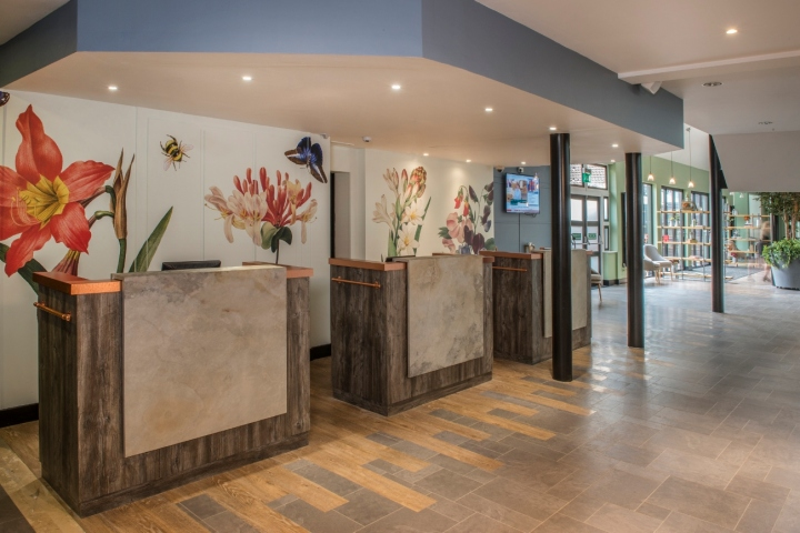 Wokefield Place Reception