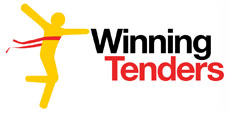winning tenders logo