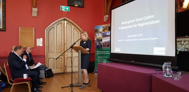 Charlotte Haitham-Taylor Wokingham Council